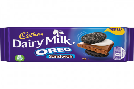 Cadbury and Oreo unveil new chocolate sharing products