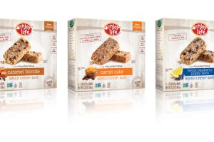 Enjoy Life Foods introduces three new Baked Chewy Bars