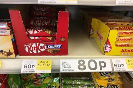 Ruby chocolate is flying off UK shelves