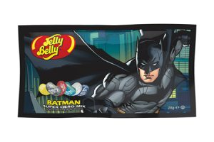Jelly Belly unveils superhero collection