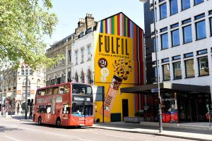 Fulfil reveals London launch of Vitamin & Protein Bars