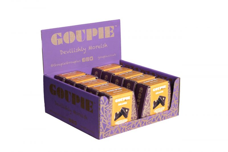 Goupie releases Minis snack packs