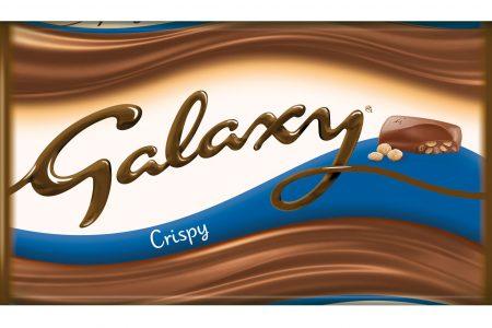 Mars introduces Galaxy Crispy