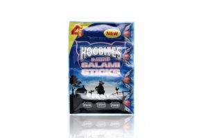 Hogbites salami sticks launched