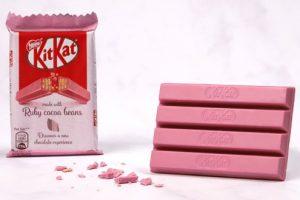 Nestlé brings Ruby chocolate KitKat to the UK