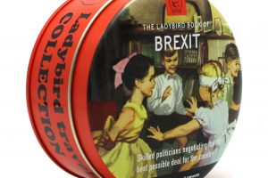 Brexit sweet tins witness soaring pre-order demand