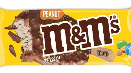 M&M's unveils Peanut Ice Cream
