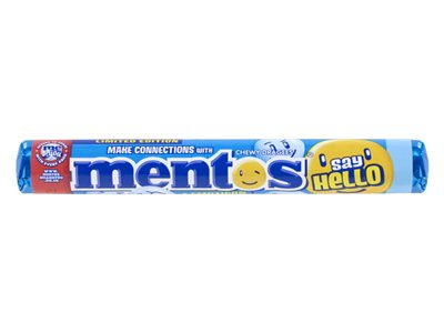 Mentos Say Hello returns to get the nation talking