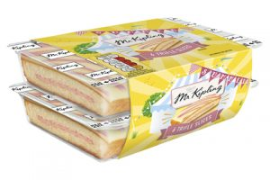 Mr Kipling launches limited edition cakes for summer