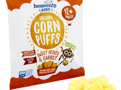 Heavenly developments for family snacking brand
