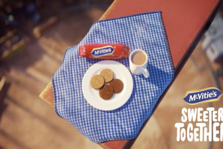 McVitie's campaign brings people together