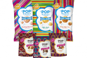 Pop Works & Company adds two popcorn variants