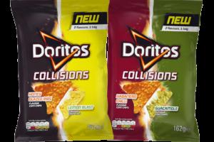 New Doritos Collisions shake things up