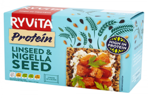 Ryvita reveals re-launch