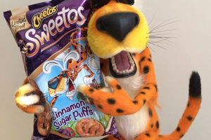 Cheetos sweetos