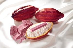 Nestlé Japan unveils ruby chocolate KitKat