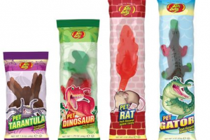Jelly Belly unleashes animal-shaped gummies