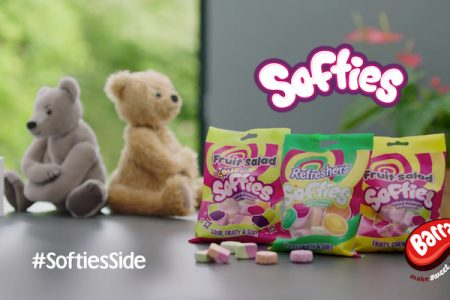 Tangerine invests £1m in Softies campaign