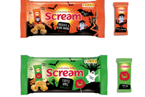 Soreen's Halloween range returns