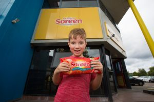 Soreen showcases new strawberry flavour