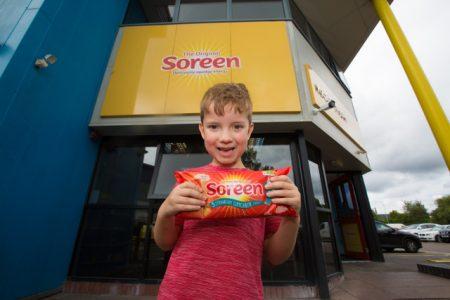 Soreen showcases new strawberry flavour