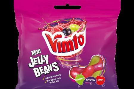 Vimto mini jelly beans hit shelves