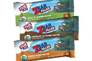 CLIF Kid celebrates summer with Zbar Filled launch