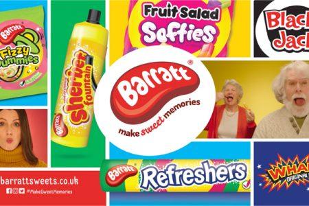 Barratt makes big ad push for its core range