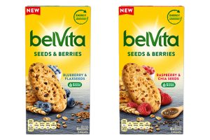 BelVita unveils new look and flavours