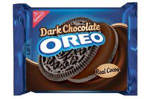 Oreo welcomes dark chocolate variety