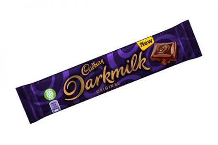 New addition for Cadbury Darkmilk range