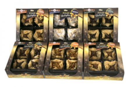 Dina Foods expands baklawa range