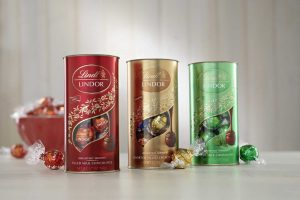 Lindt & Sprungli expand travel retail series