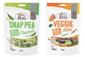 Eat Real unveils new vegan snacks