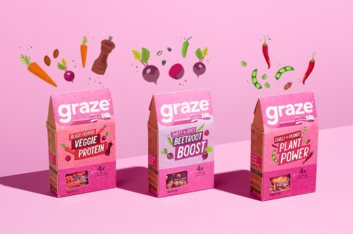 Graze, Tesco and Race for Life join forces to fight cancer