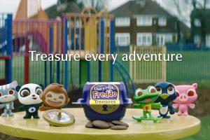 Cadbury celebrates new Freddo Treasures