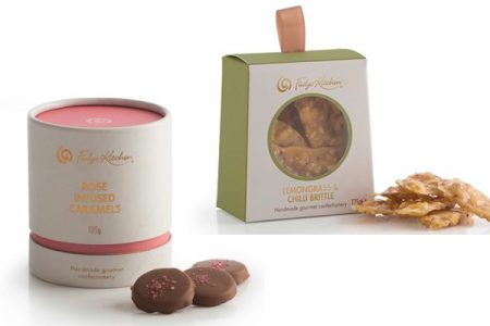 Make a change from chocs with Fudge Kitchen