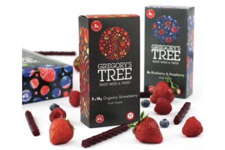 Gregory's Tree add new strawberry flavour