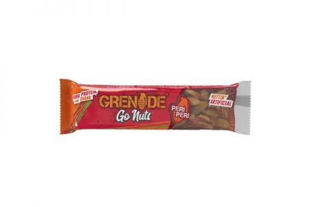 Grenade adds new Go Nuts flavour