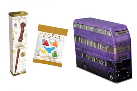 Jelly Belly extends Harry Potter range