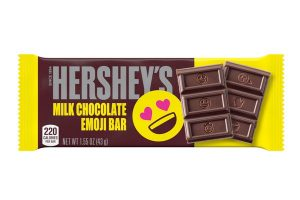 Hershey launches emoji-themed bars