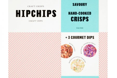 HipChips arrive in supermarkets