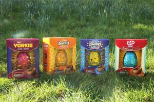 Incredible Eggs and Ruby chocolate join Nestlé for Easter
