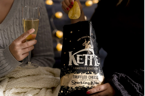 Kettle Chips launches Christmas edition
