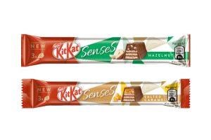 KitKat Senses in bar format