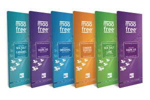 Moo Free Chocolates expands its range
