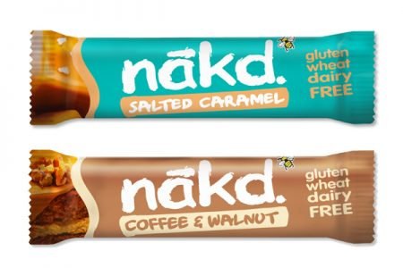 Nākd introduces two new flavours for 2019