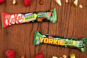 Nestlé gives MORE to KitKat and Yorkie