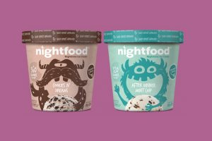 NightFood Inc launches sleep-friendly ice cream range