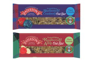 New Oat Bars from Paterson's